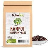 Kampot-Pfeffer rot 100g edelste Pfefferkörner aus Kambodscha ideal für die Pfeffermühle