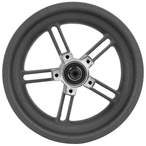 iFCOW 1 cubo de rueda de aleación de aluminio negro de repuesto para Xiaomi Electric Scooter PRO