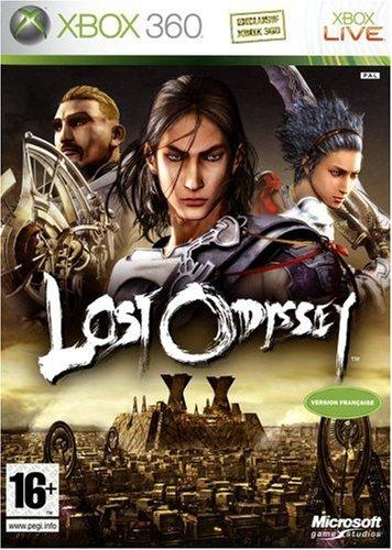Microsoft Lost Odyssey, FR - Juego (FR, Xbox 360, RPG (juego de rol), T (Teen))