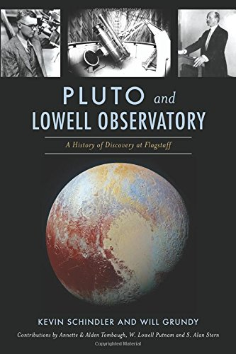 Pluto and Lowell Observatory: A History of Discovery at Flagstaff (Landmarks)