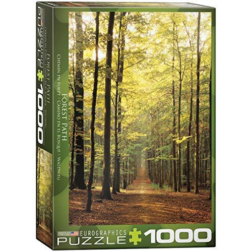 Eurographics 1000 Teile - Waldweg