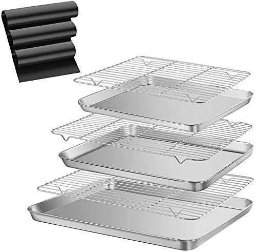Baking Sheets Stainless Steel
