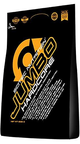 Scitec Nutrition Jumbo Hardcore, 6120 grammi, Brownie Pralinato