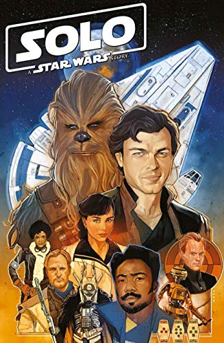 Star Wars Comics: Solo - A Star Wars Story: Comic zum Film