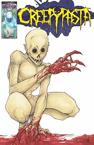 Top creepypasta comic book for 2020