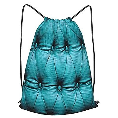 👑【Materiales de alta calidad】nuestras bolsas con cordón están hechas de materiales de alta calidad, que son duraderos y resistentes al desgaste. Por tanto, puedes llevarlo como bolso diario en cualquier momento y lugar. 👑【Tamaño】 El tamaño de la moch...