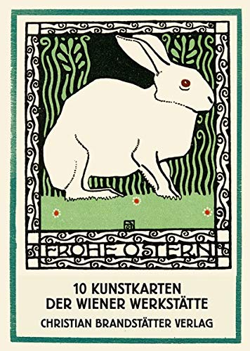 Frohe Ostern: 10 Kunstkarten der Wiener Werkstätte
