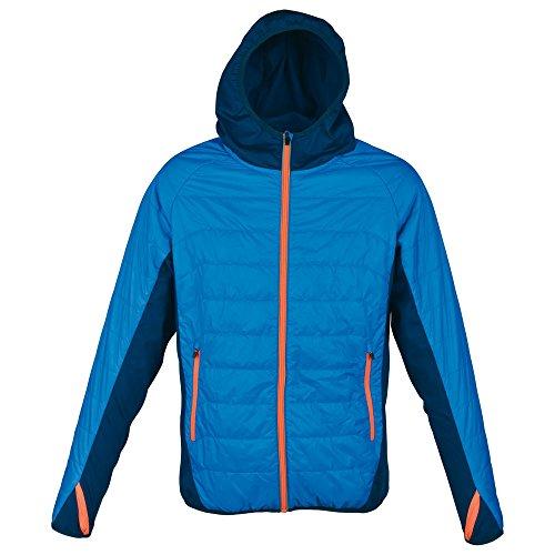 Schwarzwolf outdoor Modoc Veste Homme M Bleu/Orange