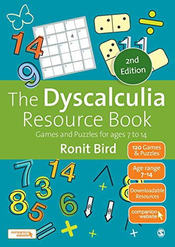 The Dyscalculia Resource Book Games And Puzzles For Ages 7 To 14