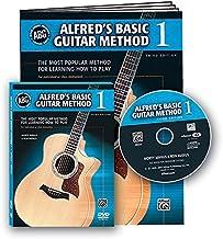 Alfred's Basic Guitar Method, Bk 1: The Most Popular Method for Learning How to Play, Book, Dvd & Enhanced Cd (Shrinkwrapp...