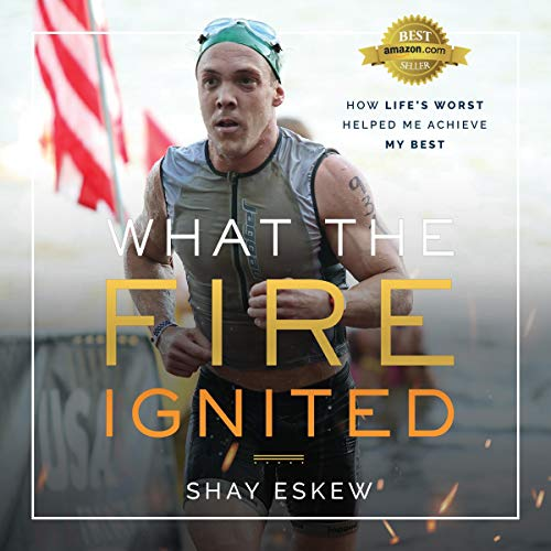 What the Fire Ignited audiobook cover art