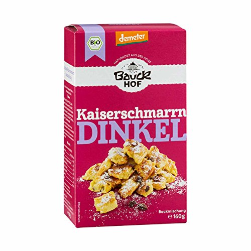 Bauckhof Dinkel-Kaiserschmarrn (160 g) - Bio