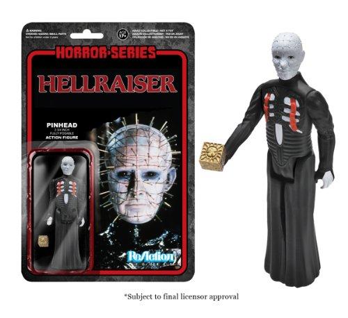 Horror-Series Hellraiser III Pinhead ReAction Fig.