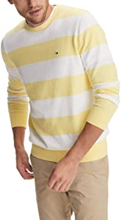 Men's Rugby Crewneck Sweater