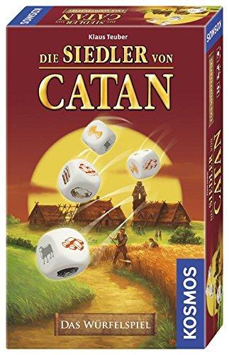 ++ 699109 Die Siedler von Catan - Das Würfelspiel by Kosmos