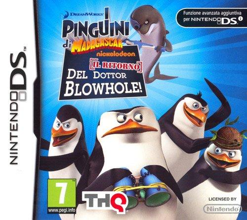 I Pinguini Madagascar-Il Ritorno Del Dottor