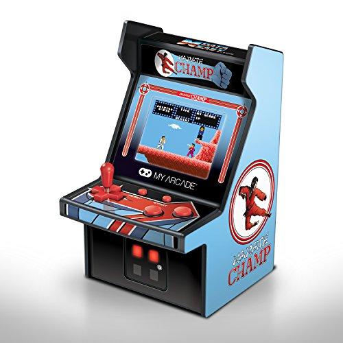My Arcade Karate Champ Micro Arcade Machine