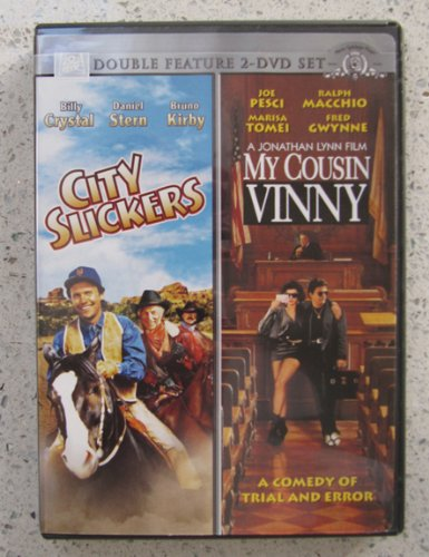 Double Feature: City Slickers / My Cousin Vinny