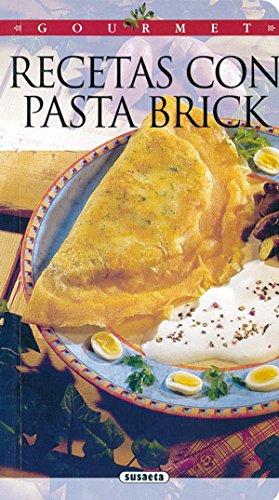 Recetas con pasta brick (Gourmet)