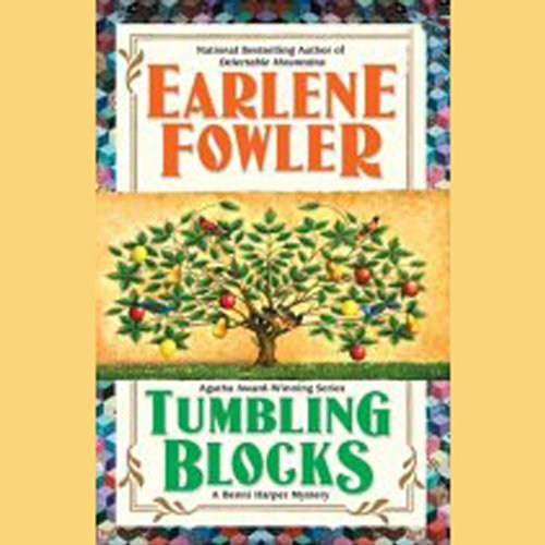 Tumbling Blocks audiobook cover art