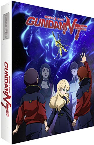 Mobile Suit Gundam NT - Collector's Edition [Blu-ray]