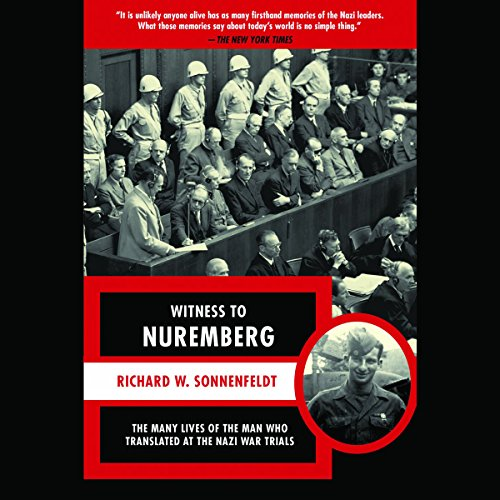 Witness to Nuremberg cover art