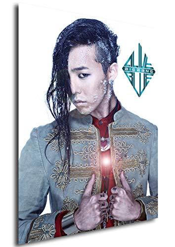 Instabuy Poster KPOP - Big Bang Alive - G-Dragon (Cartel 70x50)