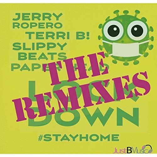Jerry Ropero, Terri B!, Slippy Beats & Paper Head