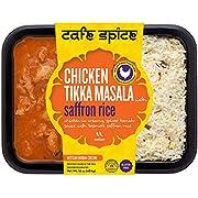 Café Spice Chicken Tikka Masala, Indian Meal, 16 oz