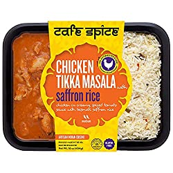 Café Spice Chicken Tikka Masala, Indian Meal, 16 oz