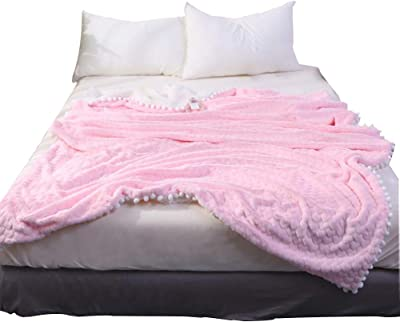LVRUI Blankets, Throw Full for Children Adults Soft Blankets Thick Blanket Warm Sheets Thicken Faux