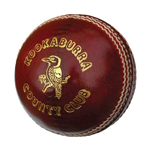Kookaburra Cricketball, County Club, Rot, Einheitsgröße