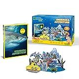 National Geographic – Aventura submarina – Puzzle 3D