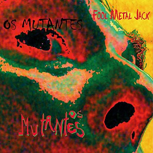 Mutantes, LP Fool Metal Jack- Série Clássicos Em Vinil [Disco de Vinil]