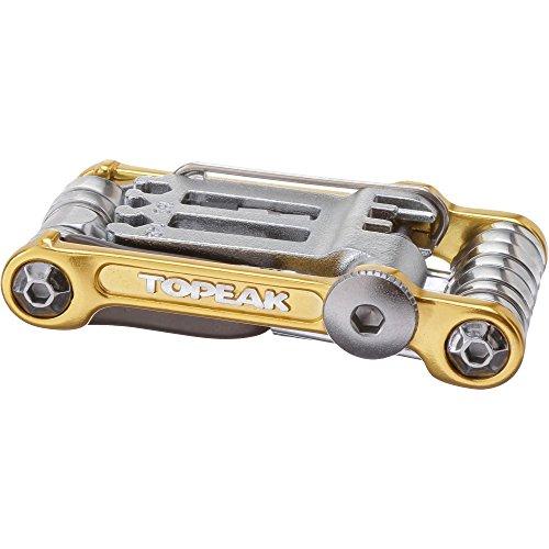 Topeak Faltwerkzeug Mini Pro, Gold 20 Tools, TT2536GD