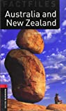 Australia and New Zealand: Stage 3 (Oxford Bookworms Library, Factfiles) - Lindop, Christine