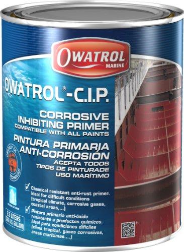 Owatrol - MARINE CIP - Spezialprimer für rostige und Metall-Untergründe - 2,5 Liter