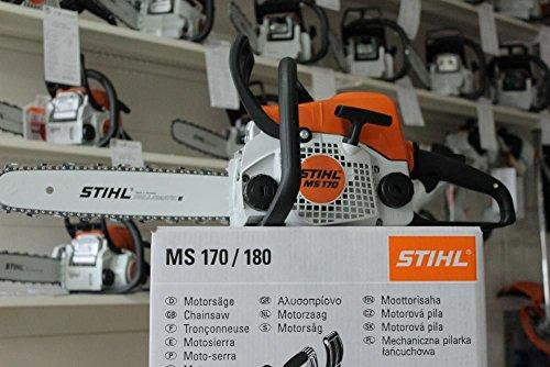 Motosierra Stihl MS 170nuevo original 1,3kW mejor elección