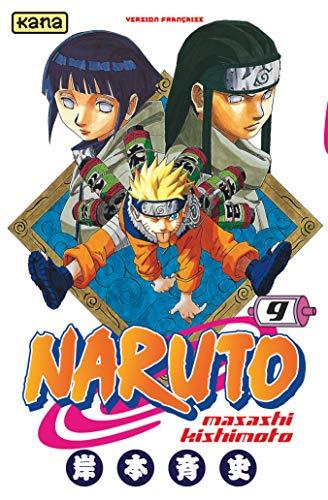 Naruto, tome 9