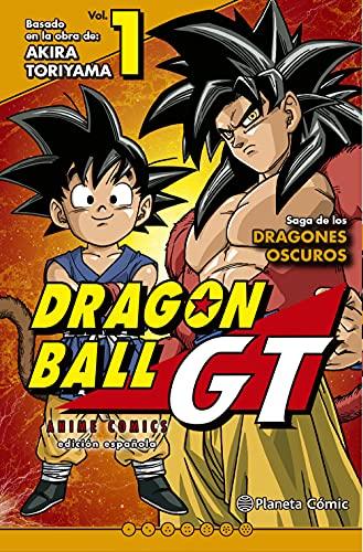 Dragon Ball GT Anime Serie nº 01/03: 214 (Manga...