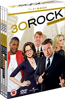 30 Rock - Season 1-2 Complete [DVD] (B002BC9YGQ) | Amazon price tracker / tracking, Amazon price history charts, Amazon price watches, Amazon price drop alerts