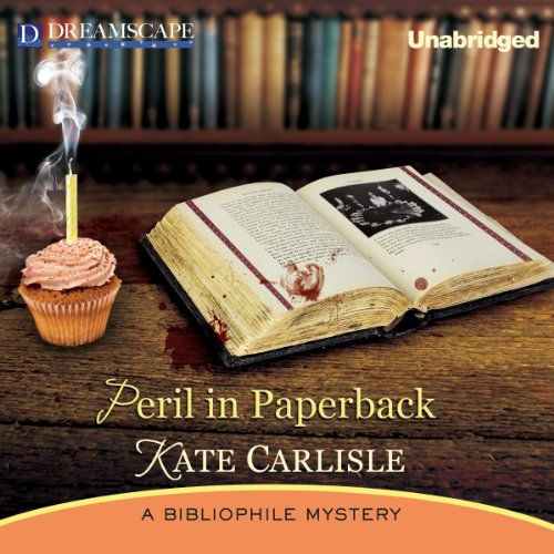 Peril in Paperback     A Bibliophile Mystery              By:                                                                                                                                 Kate Carlisle                               Narrated by:                                                                                                                                 Susie Berneis                      Length: 9 hrs     122 ratings     Overall 4.5