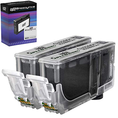 Speedy Inks Compatible Inkjet Cartridge w/Chip Replacement for Canon CLI-226 (Gray, 2-Pack)