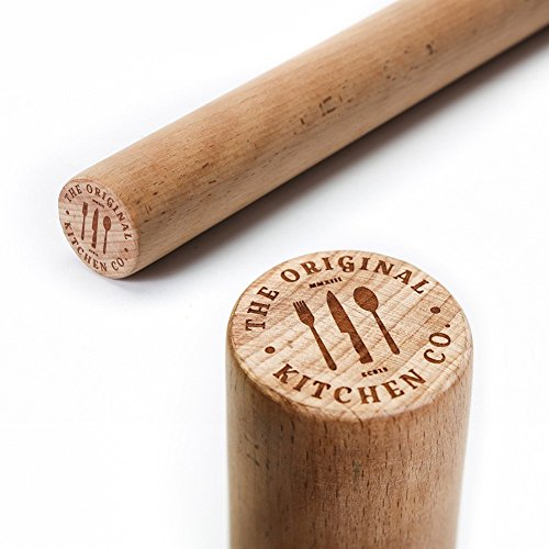 The Original Straight Rolling Pin