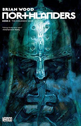 Northlanders Book 2: The Icelandic Saga