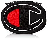 Champion Unisex-Erwachsene Prime Waist Bag Bauchtasche, schwarz, Einheitsgröße