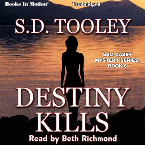 Destiny Kills audiobook cover art