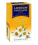 ロンドンフルーツ&ハーブ スウィートカモミール 1.5g×20