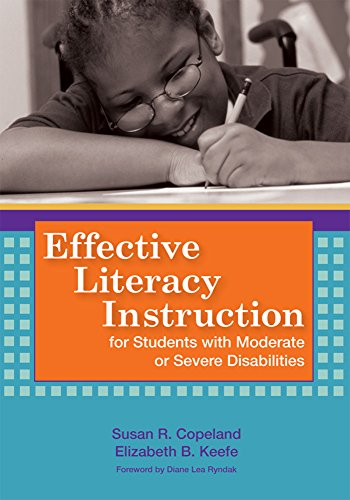 Effective Literacy Instruction for Students with Moderate...