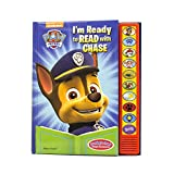 Nickelodeon Paw Patrol: I'm Ready to Read with Chase (Play-A-Sound)